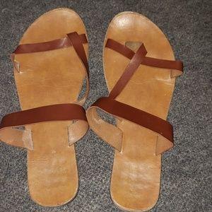 Shoes - Woman size 10 sandals